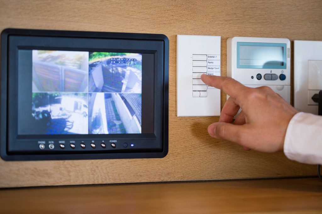 Types of Home Security Monitoring
